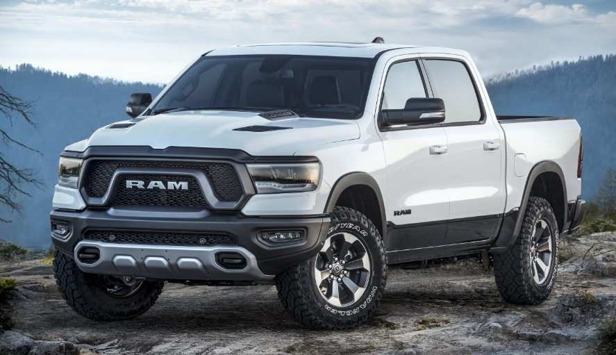 30 All New 2020 Dodge Ram 1500 Price And Review