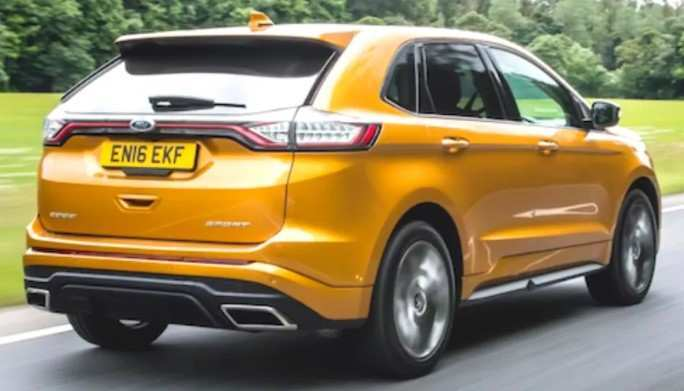 30 All New 2020 Ford Edge Sport First Drive