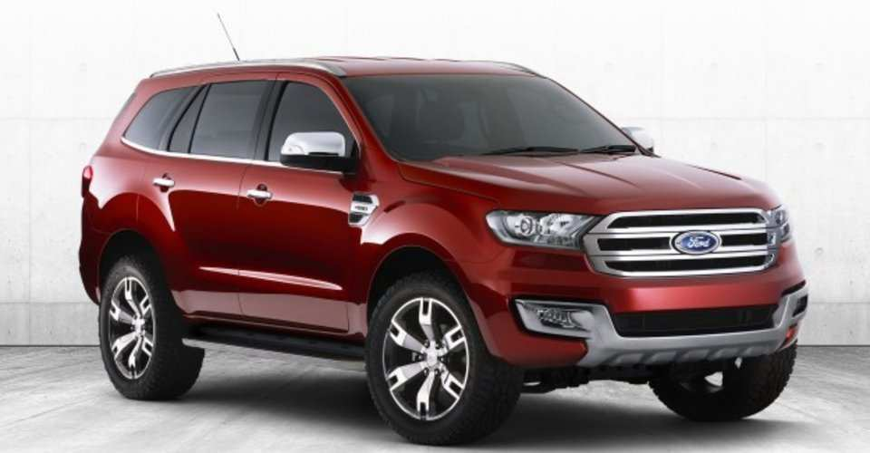 30 All New 2020 Ford Everest Concept
