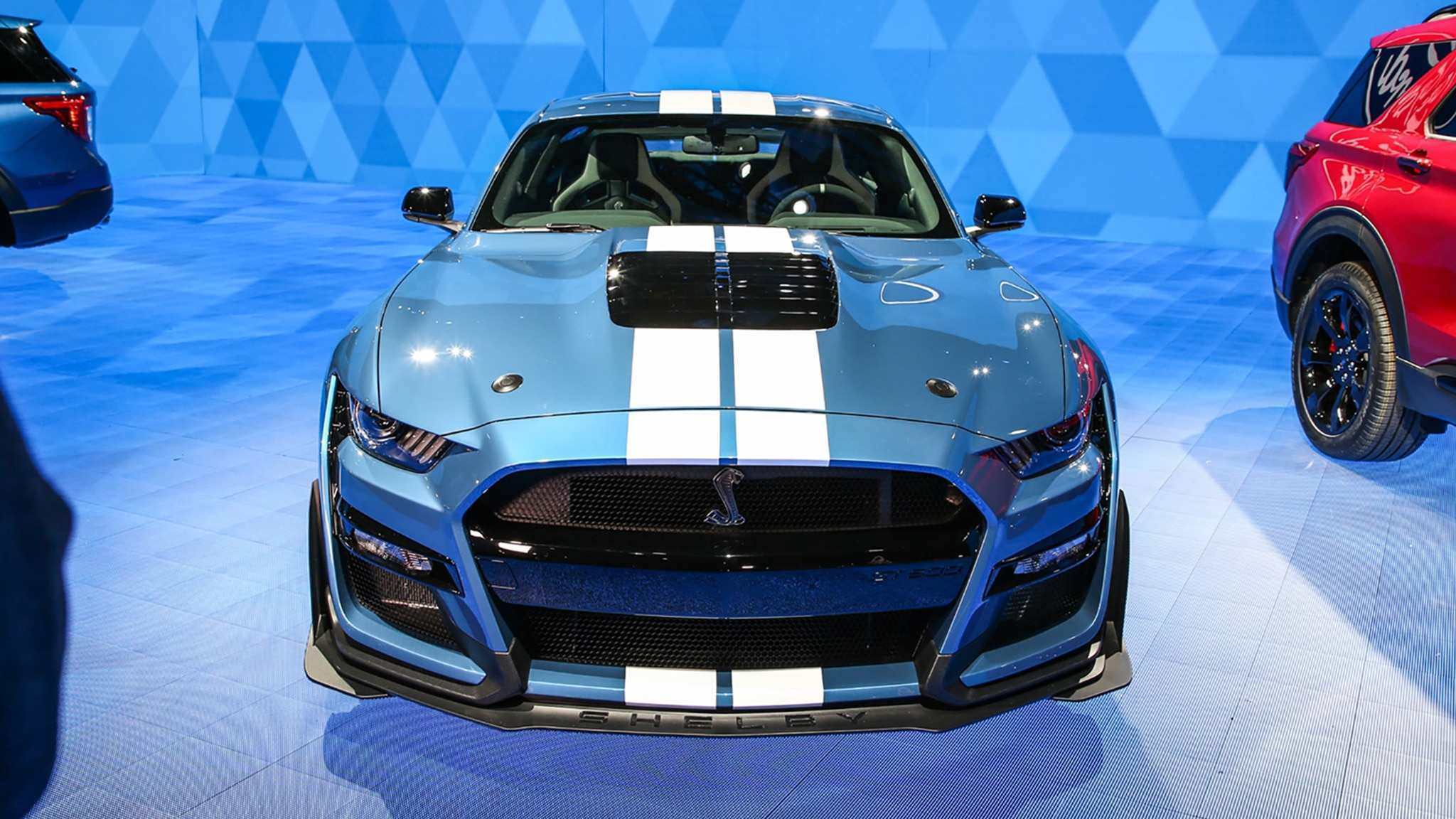 30 All New 2020 Ford Mustang Shelby Gt500 Wallpaper