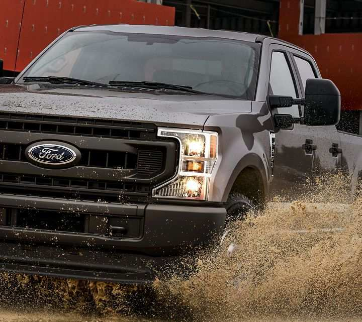 30 All New 2020 Ford Super Duty Spy Shoot
