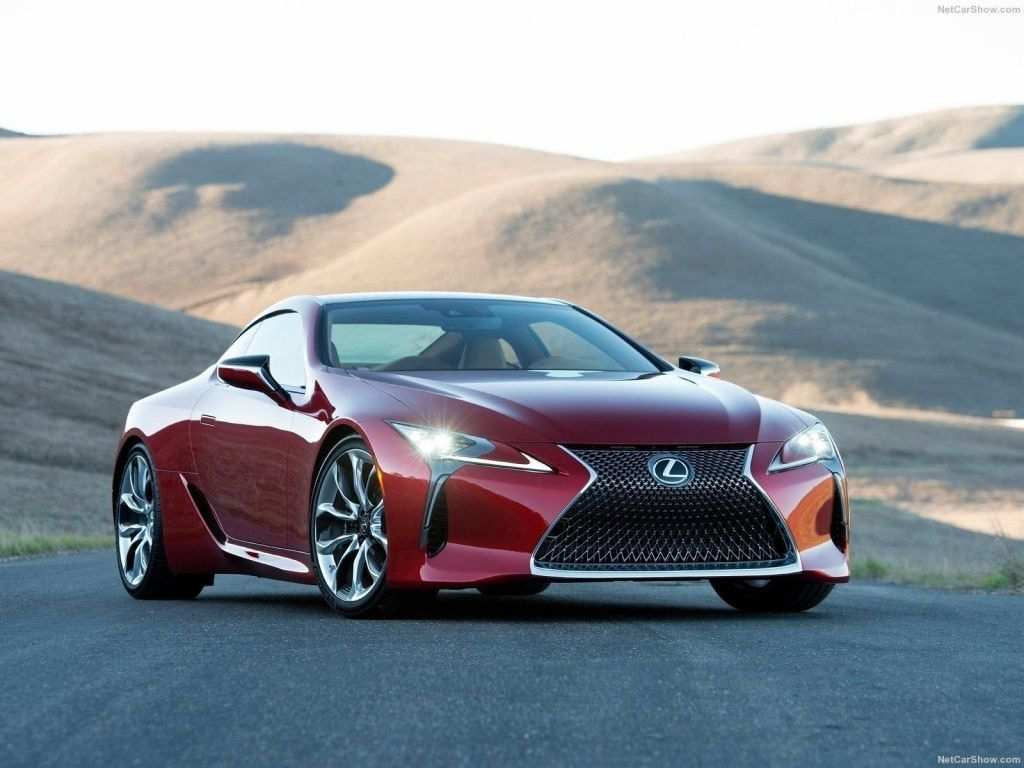 30 All New 2020 Lexus Lf Lc Wallpaper