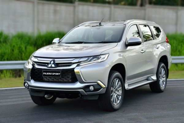 30 All New 2020 Mitsubishi Montero Sport New Concept