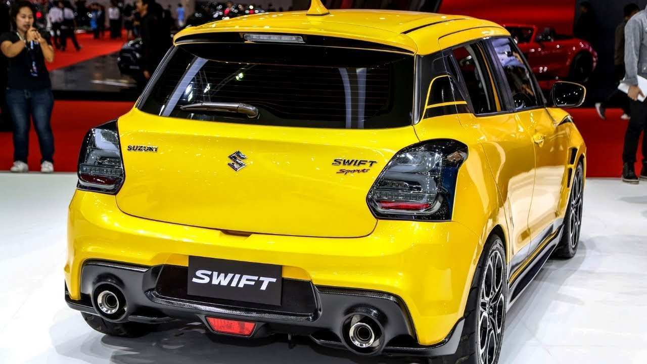 30 All New 2020 New Suzuki Swift Sport Release Date And Concept