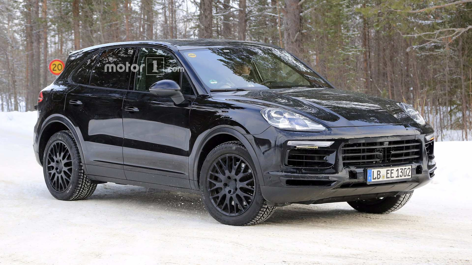 30 All New 2020 Porsche Cayenne Turbo S Redesign