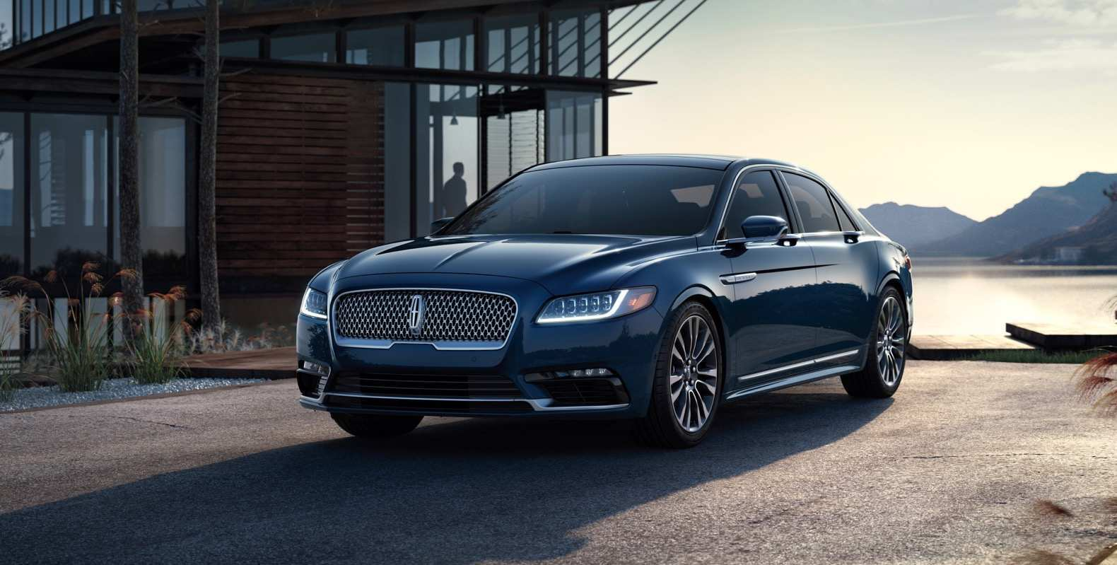 30 All New 2020 The Lincoln Continental Redesign And Review