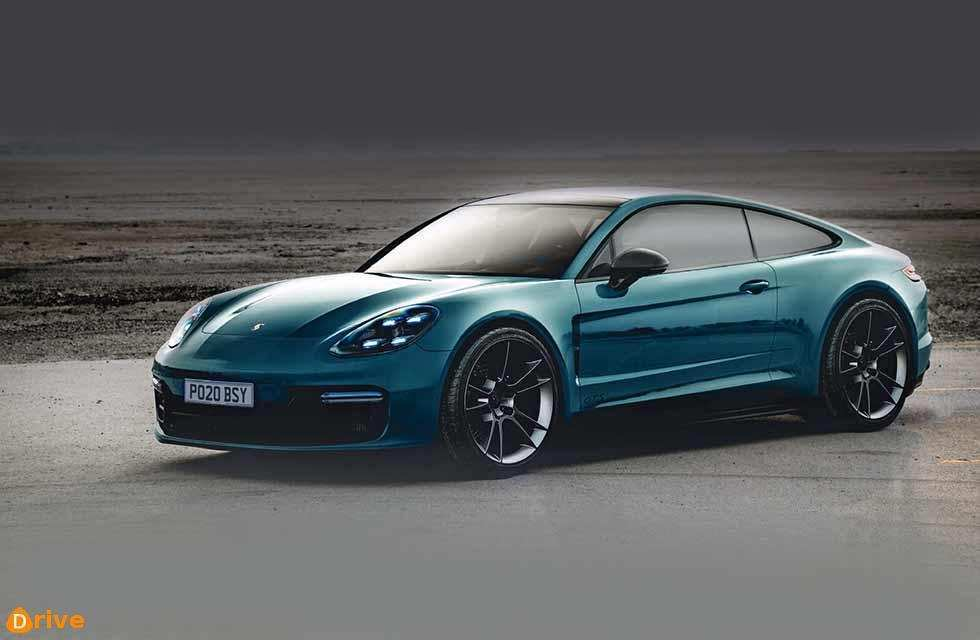 30 All New 2020 The Porsche Panamera Engine
