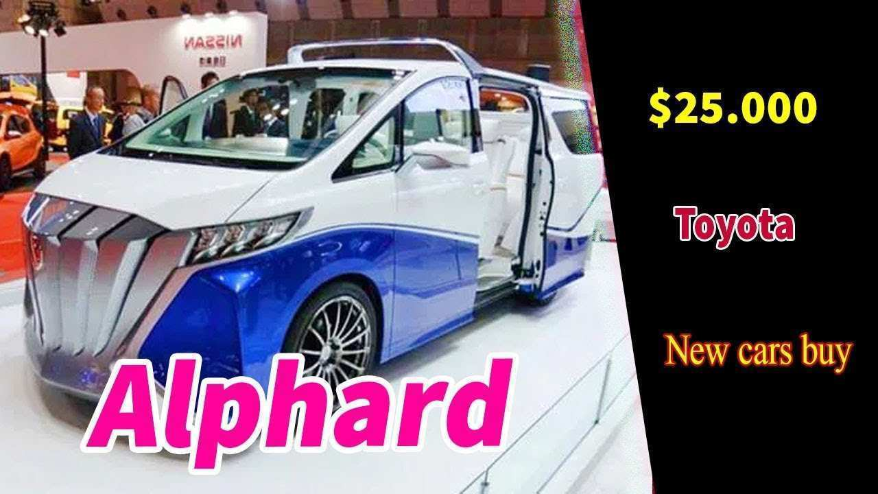 30 All New 2020 Toyota Alphard Release