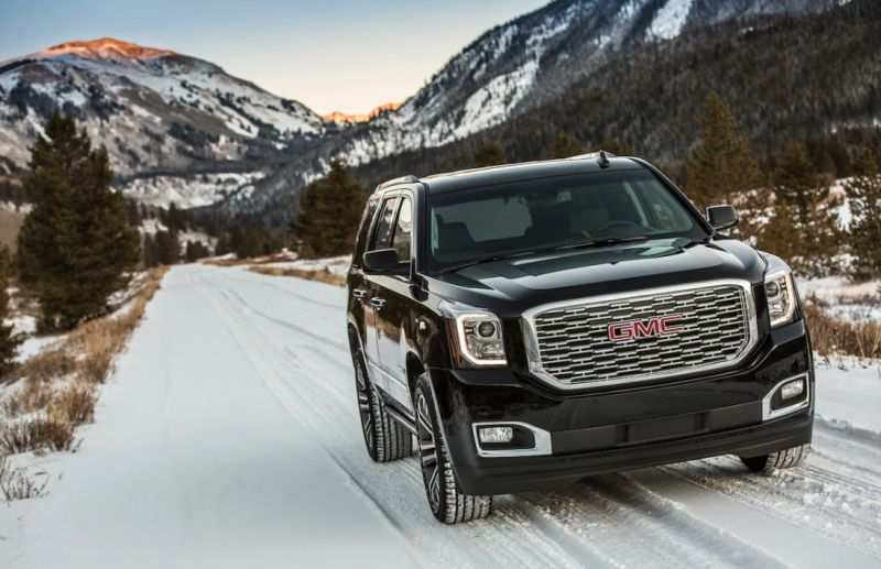 30 All New GMC Yukon 2020 Release Date Research New