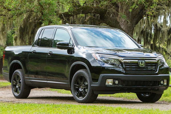 30 All New Honda Ridgeline 2020 Photos