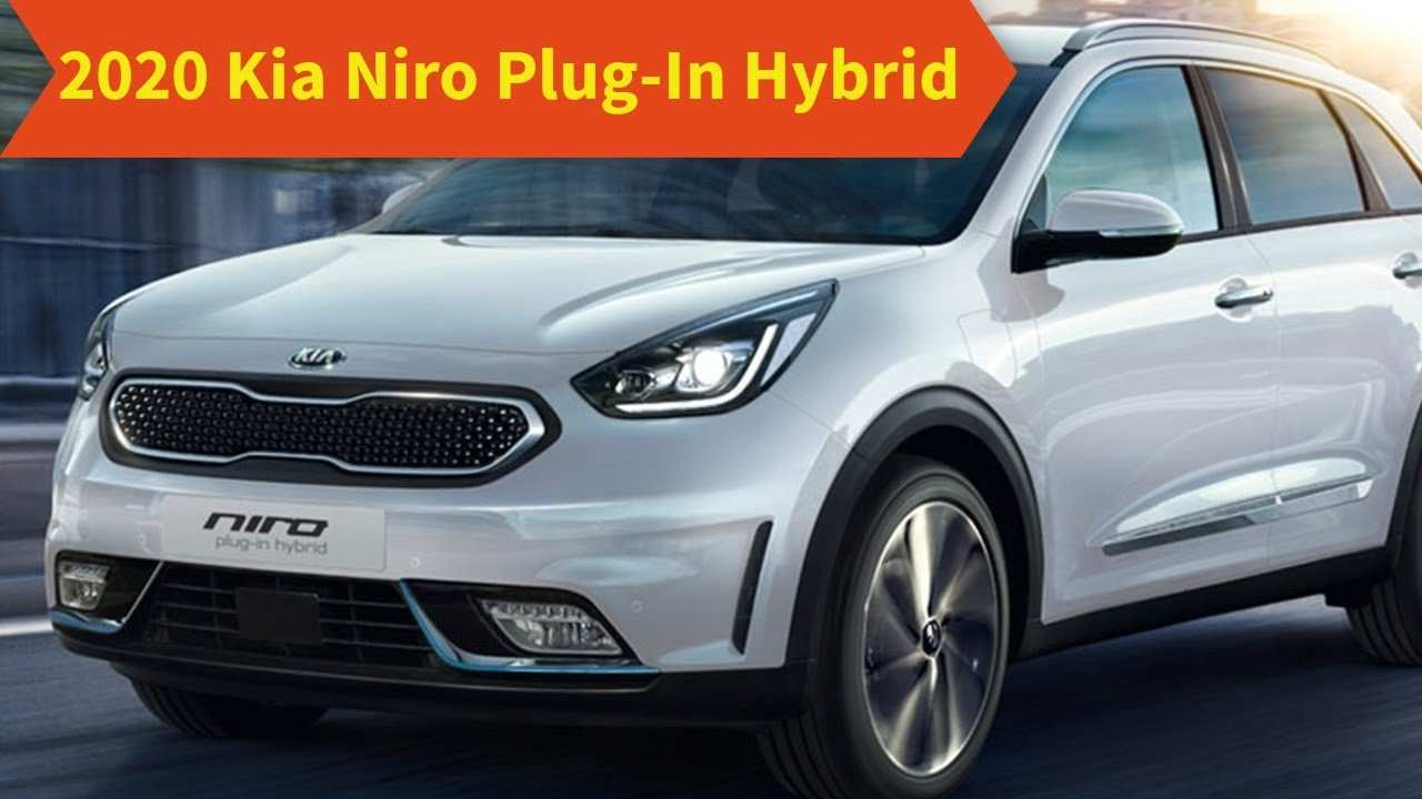 30 All New Kia Plug In Hybrid 2020 Pictures