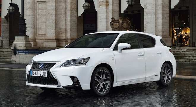 30 All New Lexus Ct 2019 Overview