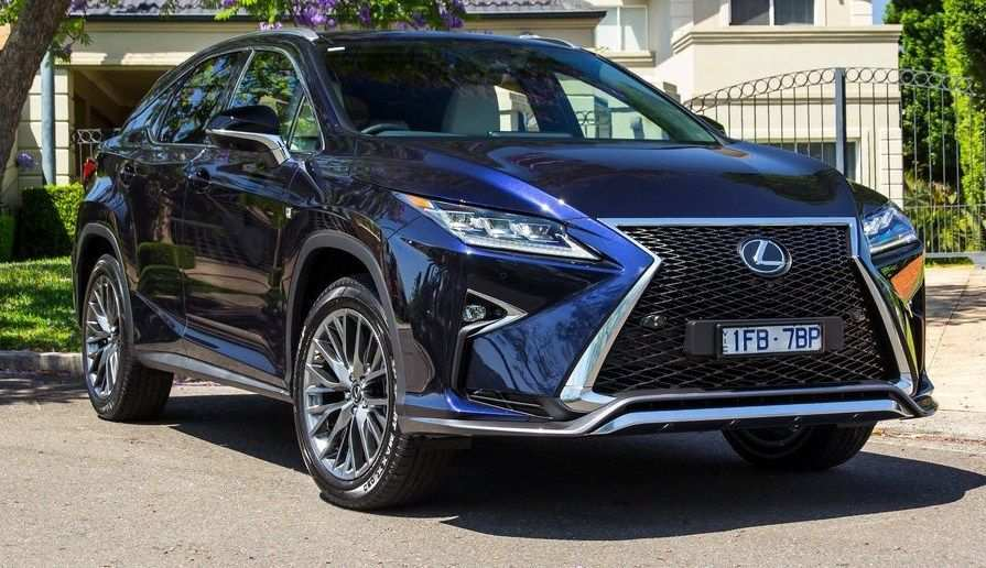 30 All New Lexus Rx 350 Redesign 2020 Interior