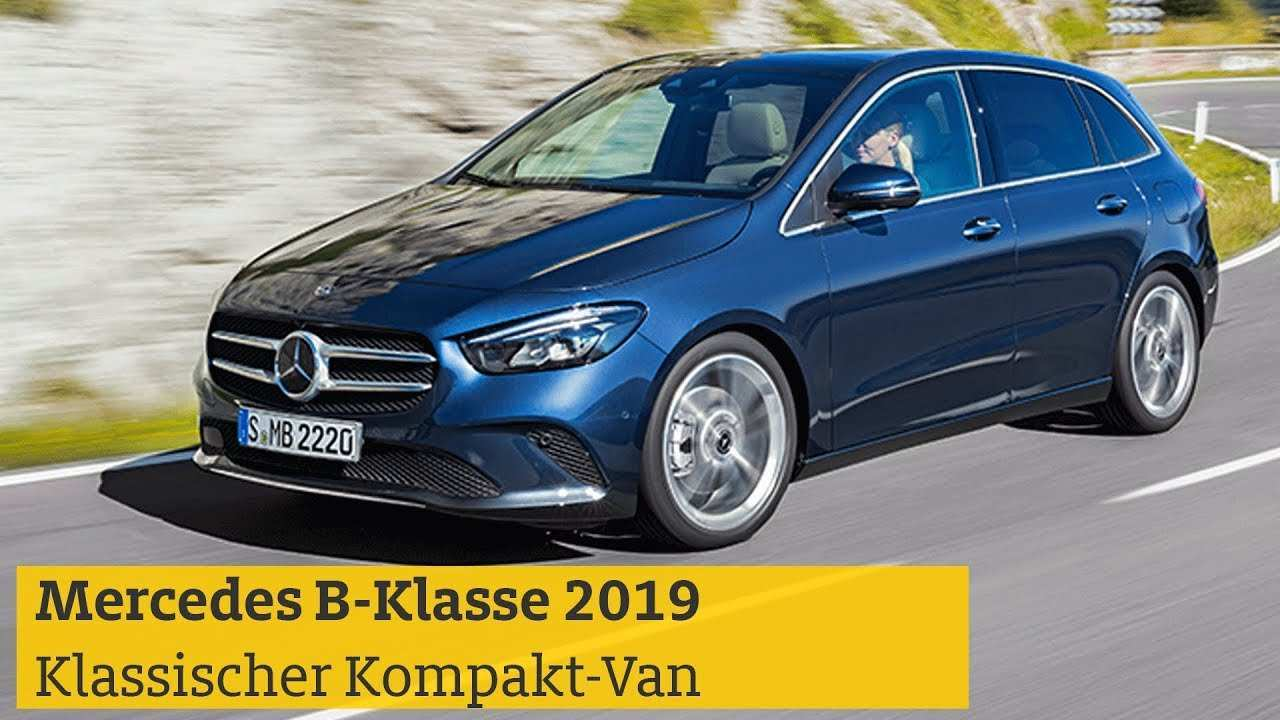 30 All New Mercedes B Klasse 2019 Price Design And Review