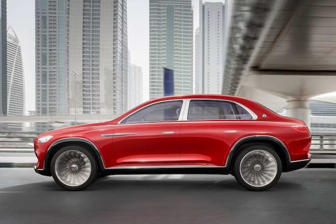 30 All New Mercedes Maybach Suv 2019 Reviews