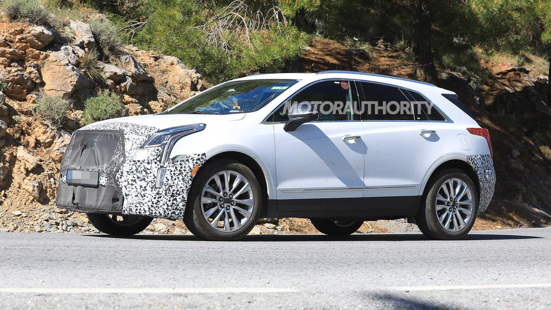 30 All New Spy Shots Cadillac Xt5 Pricing