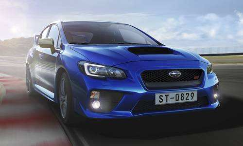 30 All New Subaru Impreza Sti 2019 Release