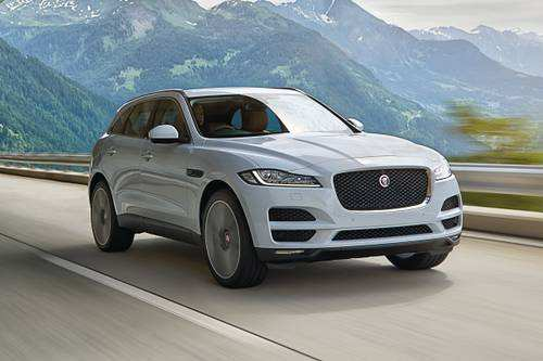30 All New Suv Jaguar 2019 Release