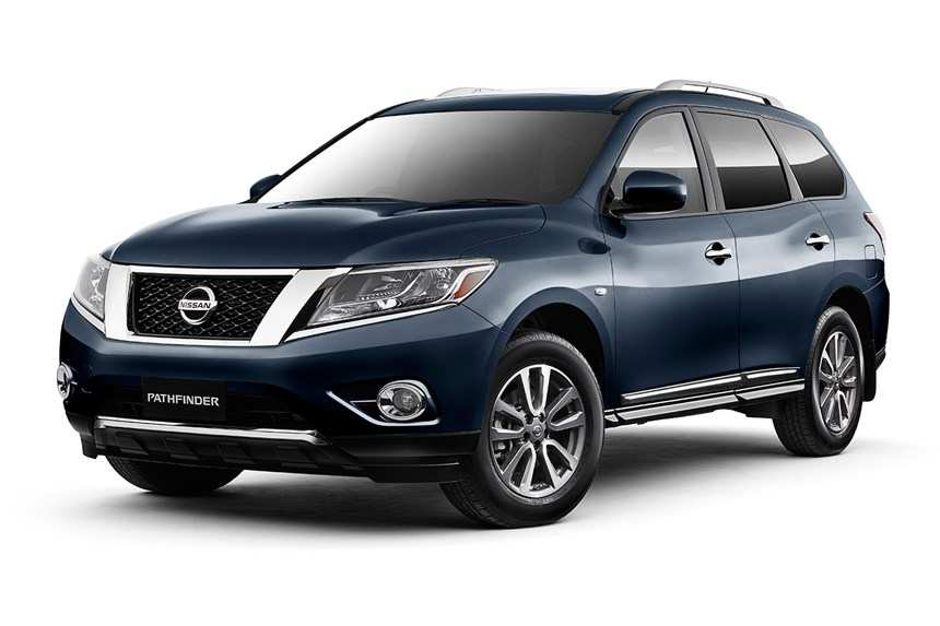 30 Best 2019 Nissan Pathfinder Hybrid Price Design And Review