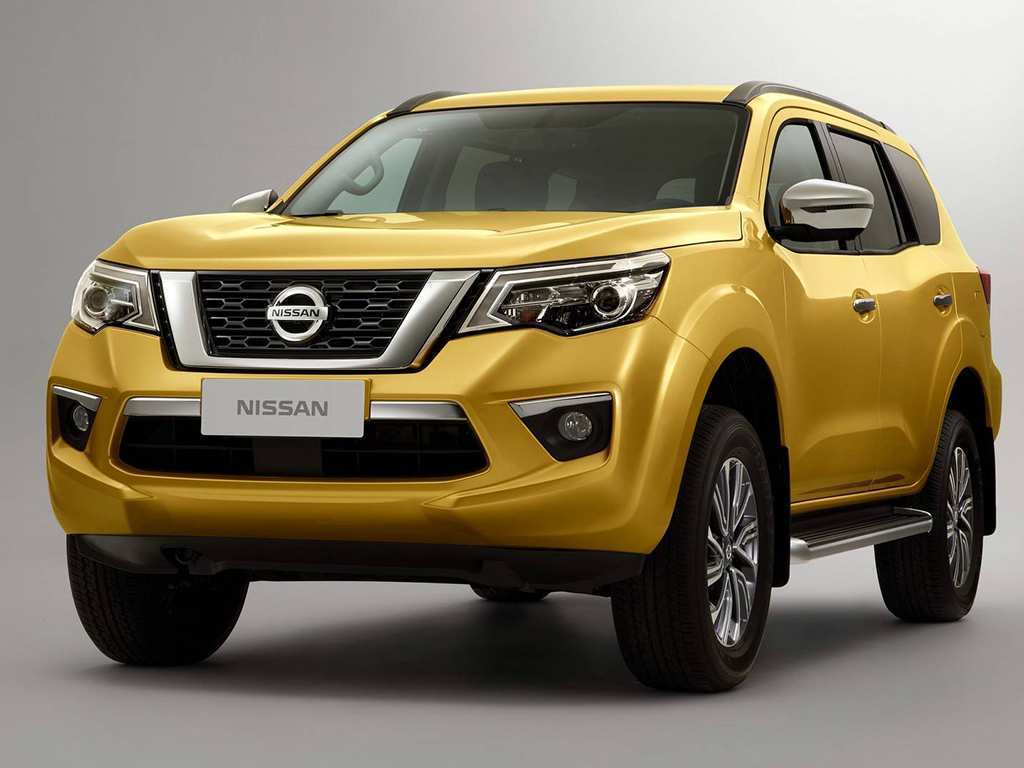 30 Best 2019 Nissan Xterra Redesign And Review
