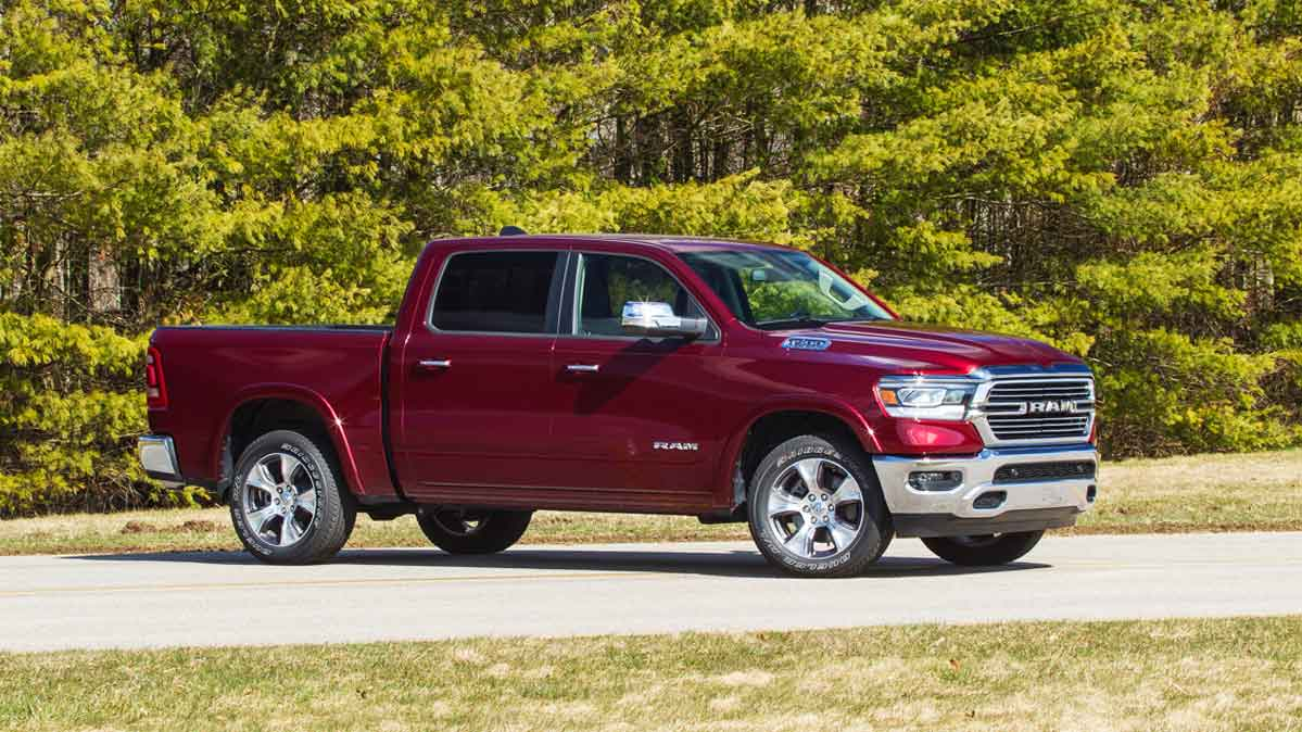 30 Best 2019 RAM 1500 Redesign And Concept