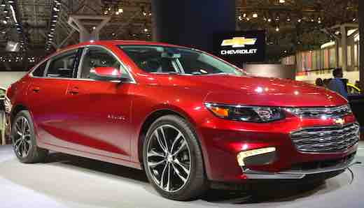 30 Best 2020 Chevy Malibu Price And Release Date
