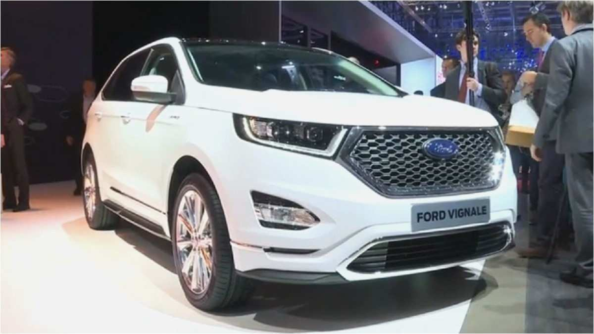 30 Best 2020 Ford Edge New Design Review