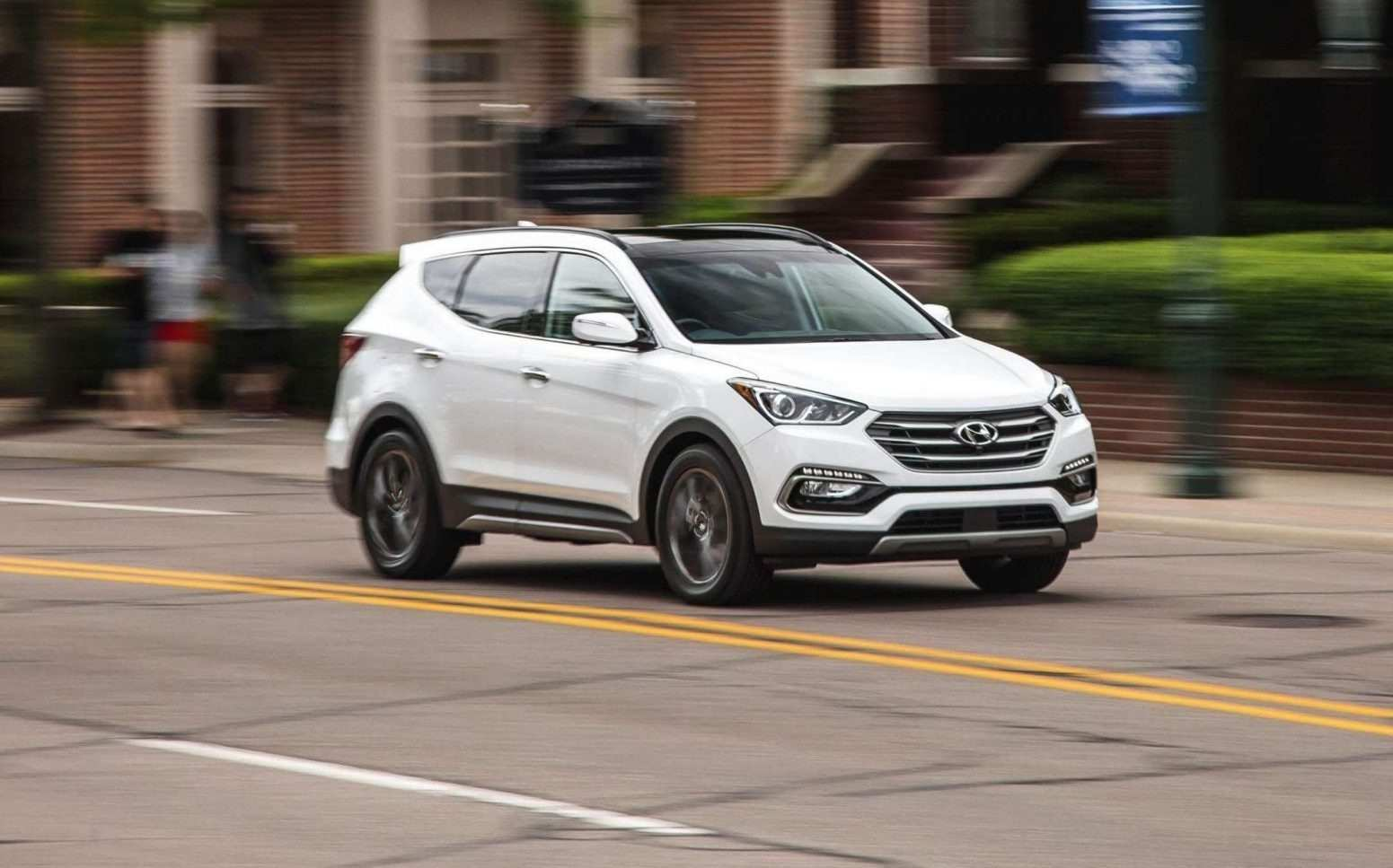 30 Best 2020 Hyundai Santa Fe Spesification