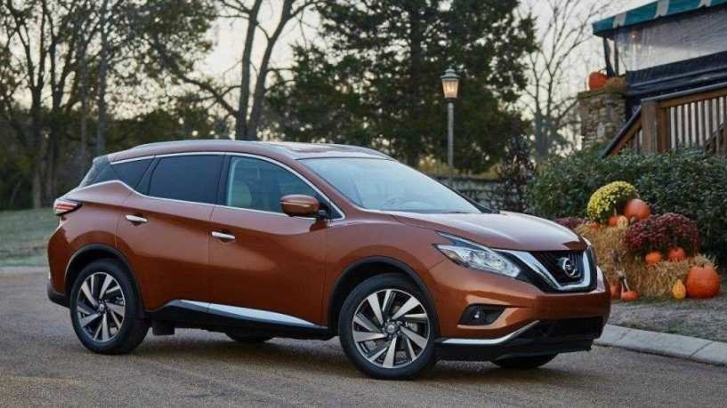 30 Best 2020 Nissan Murano Picture