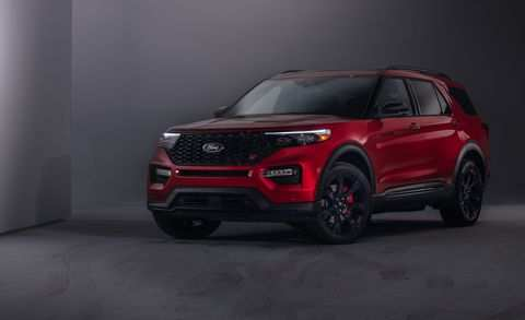 30 Best 2020 The Ford Explorer Concept