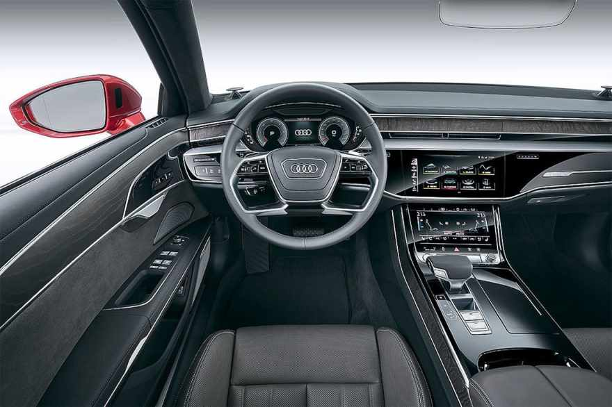 30 Best Audi A8 2020 Wallpaper