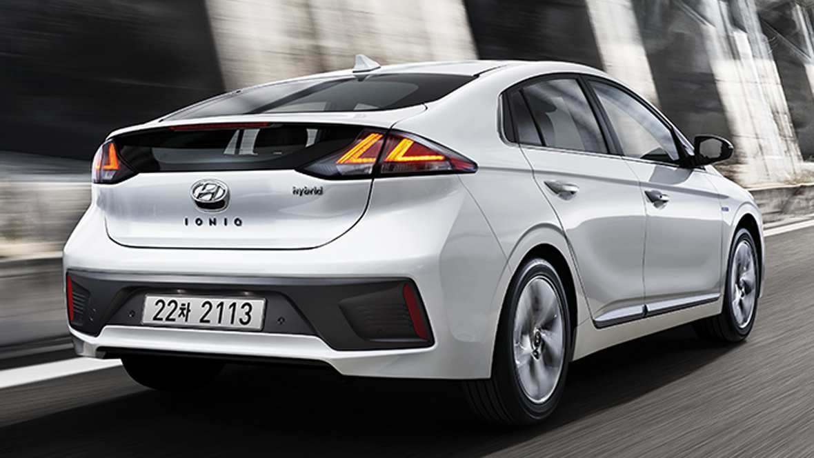 30 Best Hyundai Ioniq 2020 First Drive