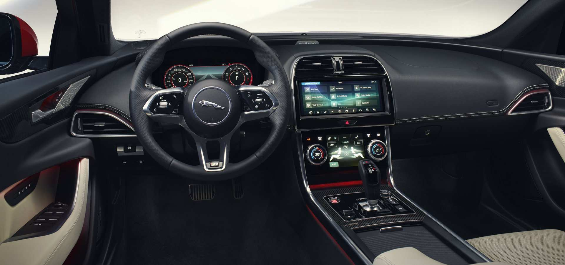 30 Best Jaguar F Pace 2020 Interior Review
