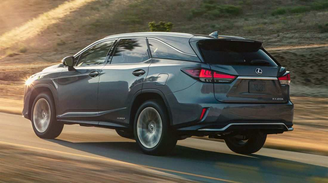 30 Best Lexus Rx Facelift 2019 Configurations