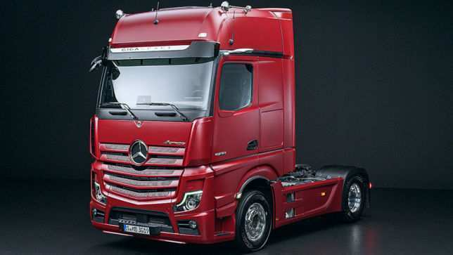30 Best Mercedes Truck 2019 Review