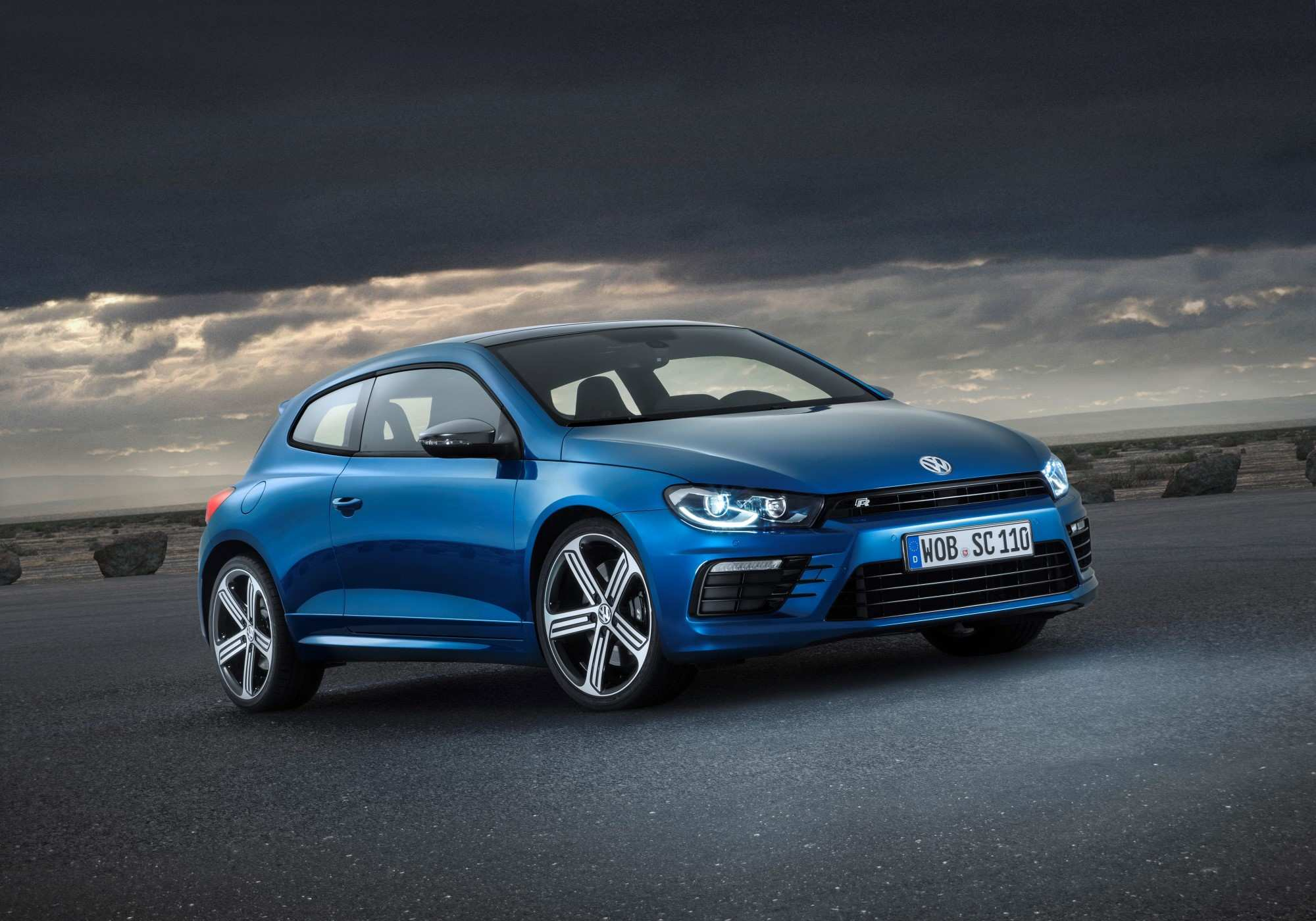 30 Best Vw Scirocco 2019 Redesign And Review