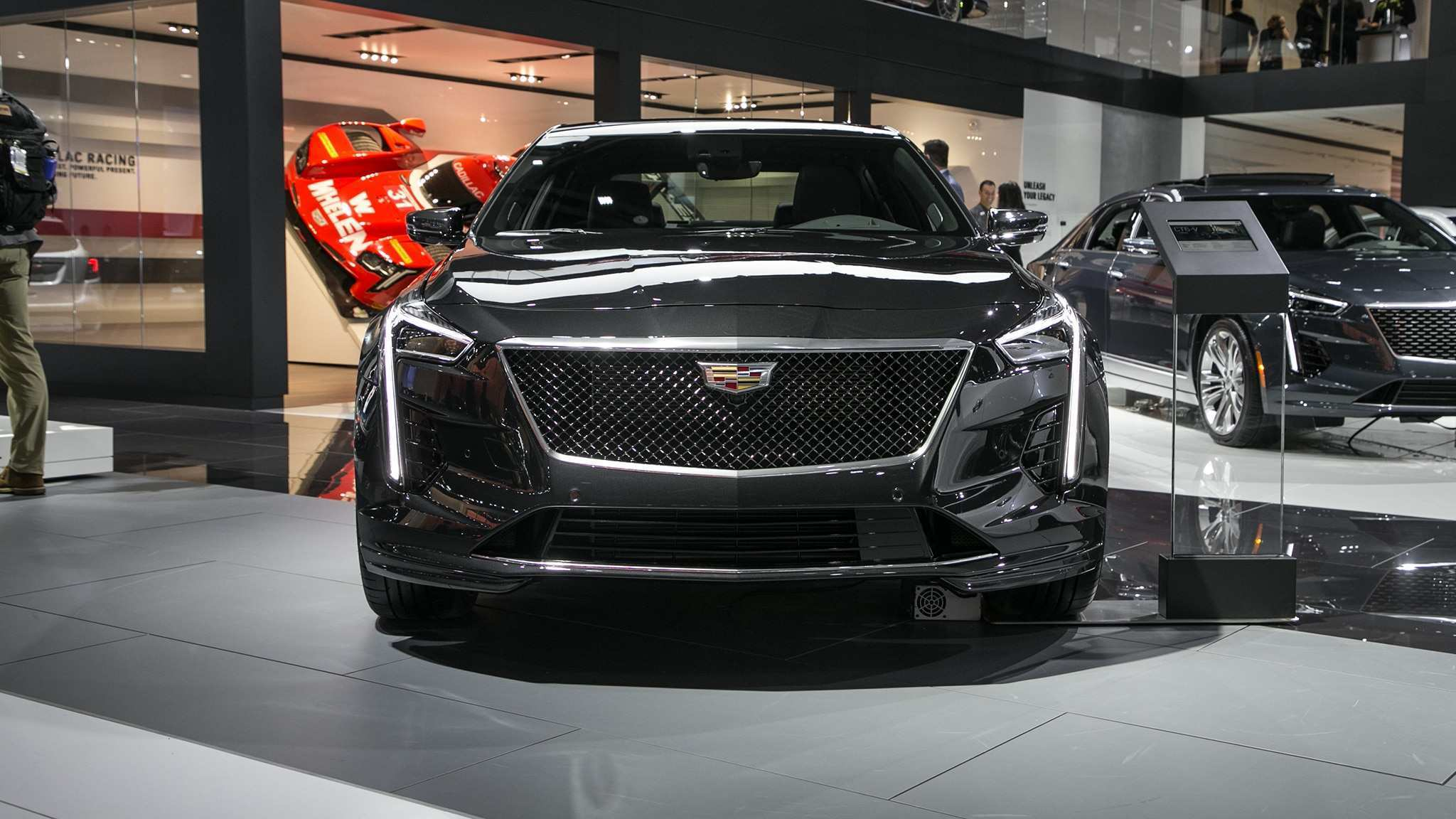 30 New 2019 Cadillac CT6 Ratings