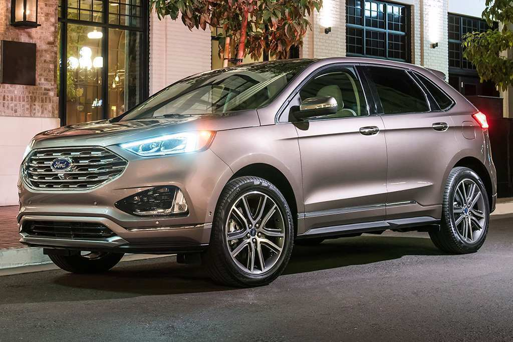 30 New 2019 Ford Escape Performance And New Engine