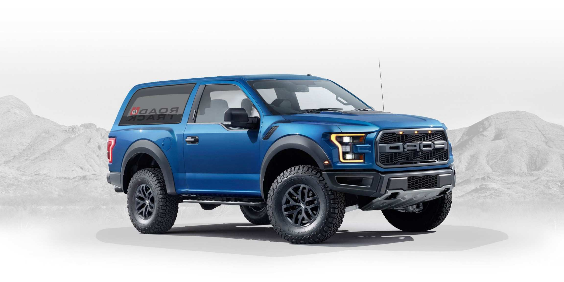 30 New 2019 Ford Svt Bronco Raptor Exterior And Interior
