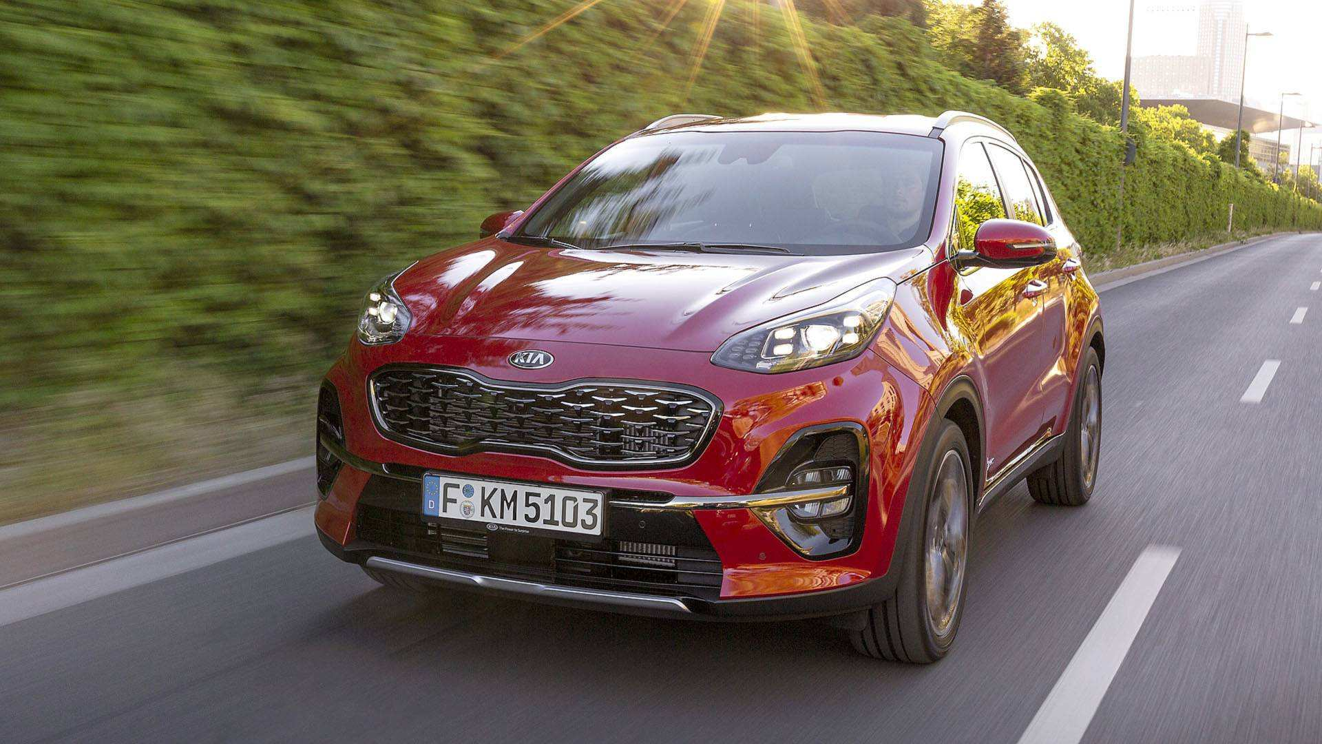 30 New 2019 Kia Sportage Review Pictures