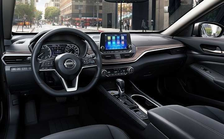 30 New 2019 Nissan Altima Interior New Model And Performance