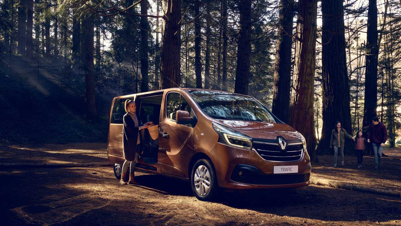 30 New 2019 Renault Trafic Price And Review