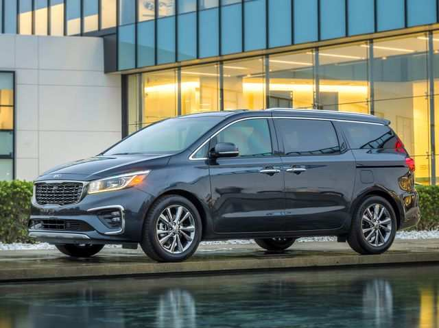 30 New 2019 The All Kia Sedona Speed Test