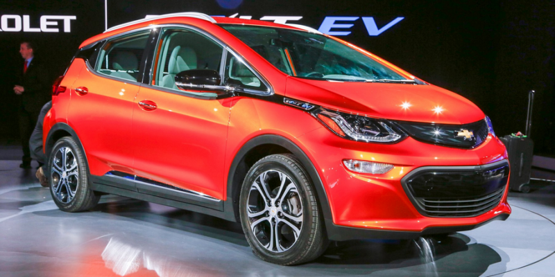 30 New 2020 Chevy Bolt Release Date And Concept