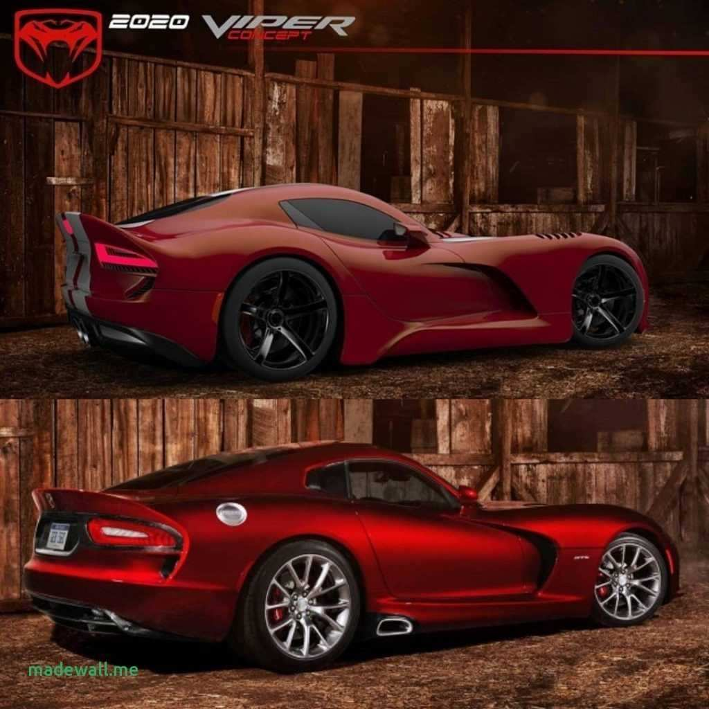 30 New 2020 Dodge Viper Roadster Rumors