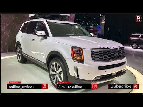 30 New 2020 Kia Telluride White Rumors