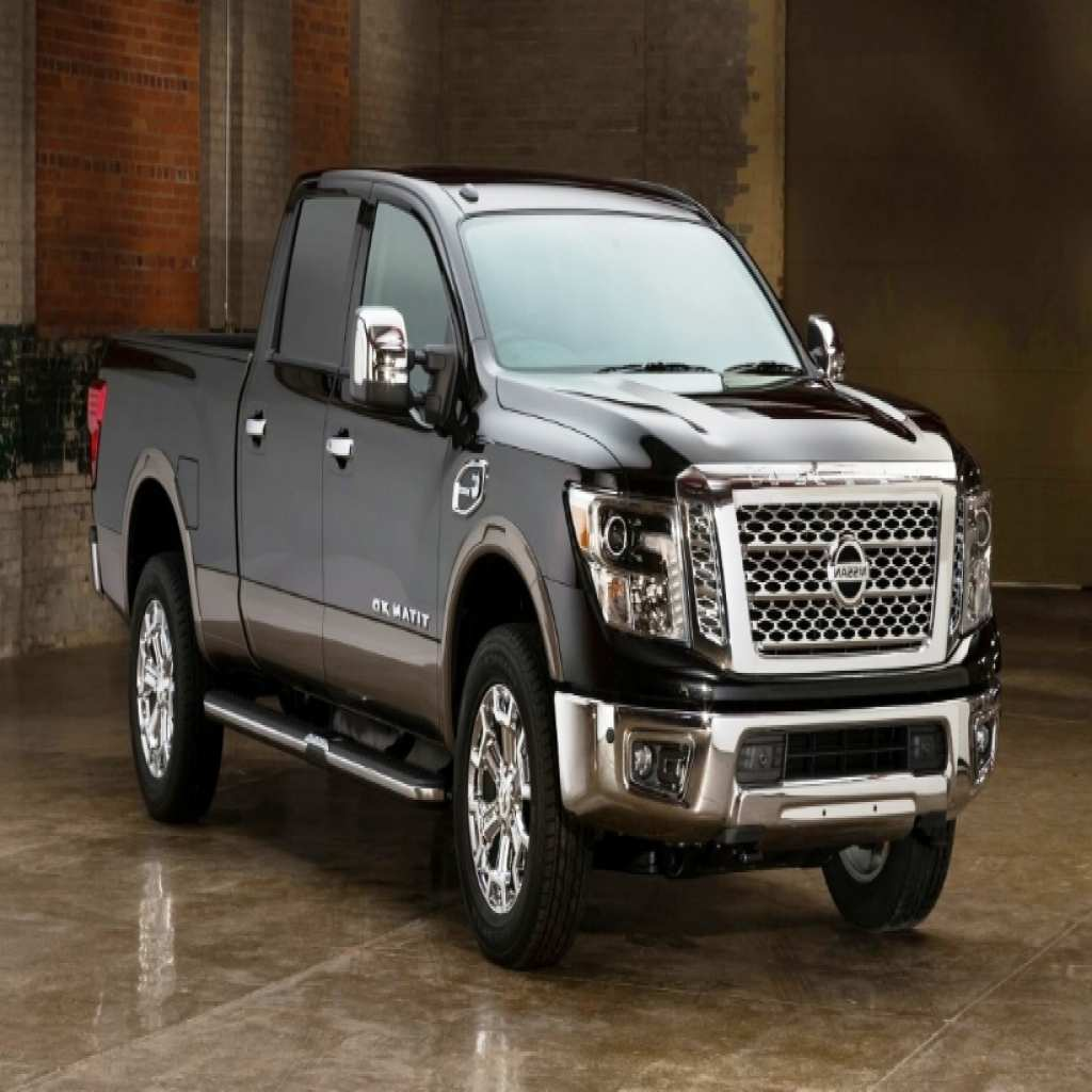 30 New 2020 Nissan Titan Xd Performance And New Engine