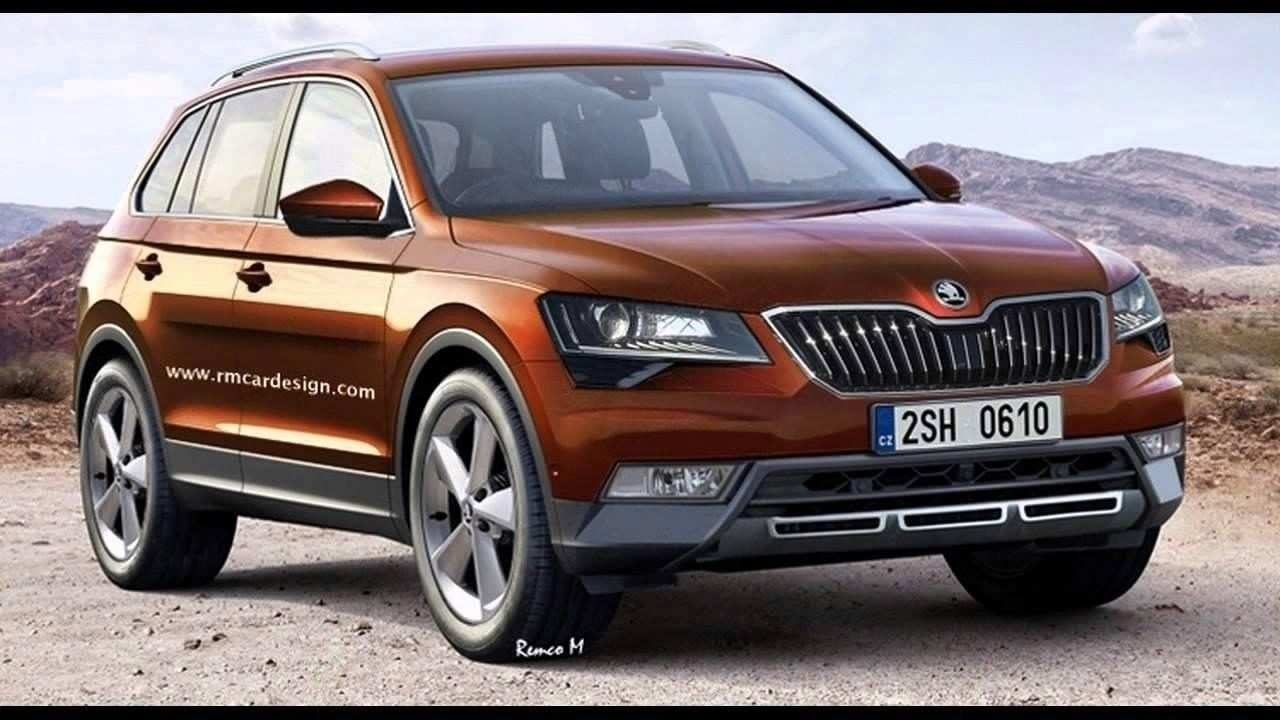 30 New 2020 Skoda Snowman Full Preview Specs