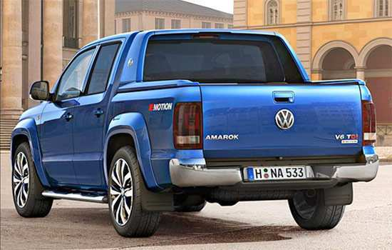 30 New 2020 VW Amarok New Model And Performance