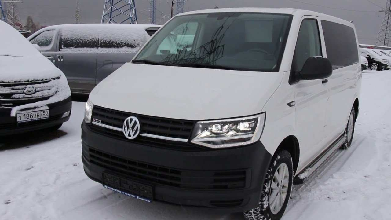30 New 2020 Volkswagen Transporter Redesign